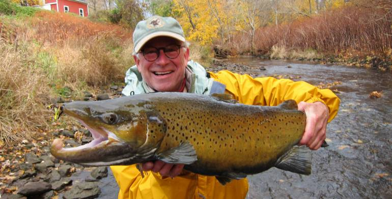 Orvis – Picture of the Day: Lake-Run Monster